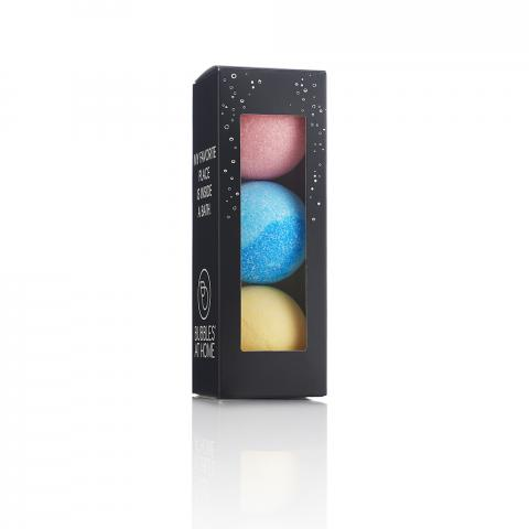 Gift Box Bath Bombs Fragrance for Him and Her